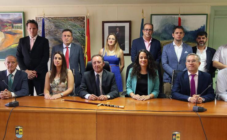 Jesús Nieto seguirá como alcalde de Palazuelos de Eresma