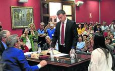 Carlos Fraile promete devolver a Cuéllar el «dinamismo perdido»