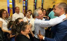 Samuel Alonso coge el relevo de Joseé Luis Vázquez en el ayuntamiento del Real Sitio