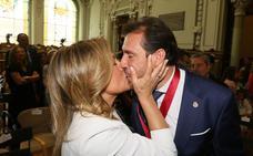 Lágrimas y reconciliaciones en el nuevo Ayuntamiento de Valladolid