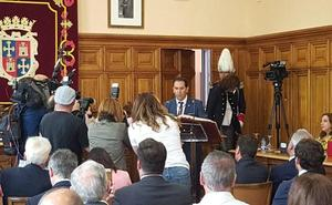 Mario Simón, de Ciudadanos, elegido alcalde de Palencia con los votos de PP y Vox