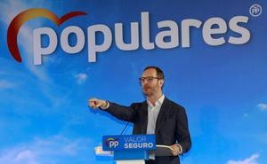 Javier Maroto anuncia que «el PP iniciará mañana los trámites para una moción de censura» en Burgos