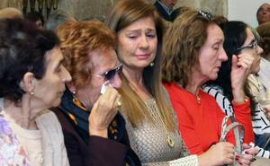 Homenaje a las víctimas de la mayor tragedia de Segovia: «Son los abuelos que no llegamos a conocer»