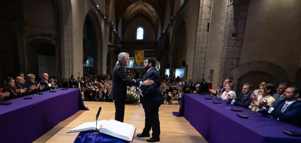 Sánchez Cabrera aboga por un gobierno «participativo» con cabida para todos los concejales «que quieran trabajar»