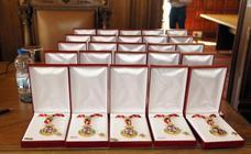 Toma de posesión de los nuevos Concejales de Palencia