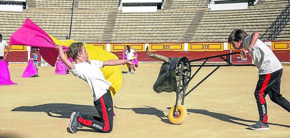 Jaime Alcón: «Yo no soy Down, soy torero»