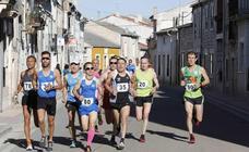 Media Maratón en Campaspero (1/2)