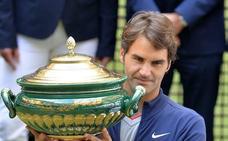 Federer, a por la décima
