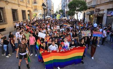 El 'Orgullo Charro' recorre las calles de Salamanca