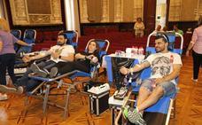 Preocupación por la caída de donaciones de sangre en Palencia