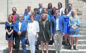 El PSOE llega a la Alcaldía de Béjar de la mano de Mª Elena Martín Vázquez