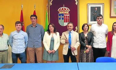 Amador Álvarez promete un gobierno «abierto» a todos los vecinos de Cantimpalos