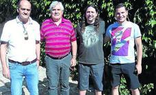 Javier Gómez, en Cabañas de Polendos, se queda como el principal valor de Centrados en Segovia en los ayuntamientos