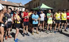 Carrera Monumentrail en Segovia