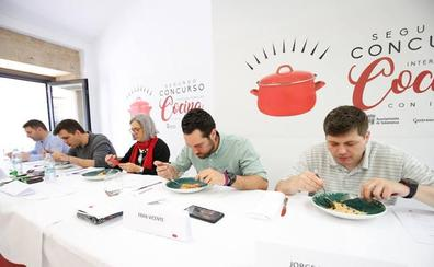 Dos cocineros salmantinos, en la final del II Concurso de Cocina Internacional con Ibérico