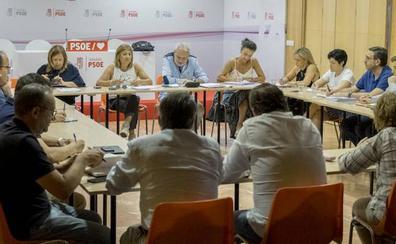 Teresa López saca adelante su lista del PSOE para la Diputación de Valladolid