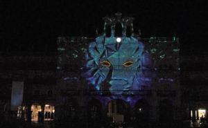 La obra 'Blue Lion' gana el premio del público del festival 'Luz y Vanguardias'