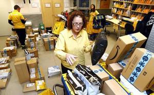 Correos invertirá seis millones para entrar en el negocio de la paquetería en China