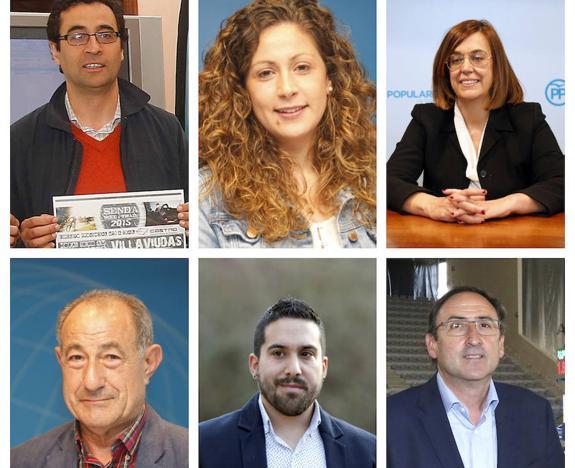 El alcalde de Becerril de Campos completa el listado del PP a la Diputación