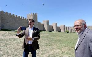 Ciudadanos Castilla y León recela de la estrategia nacional y agranda la brecha con Rivera