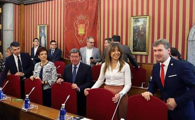 Vox apuesta por «unir fuerzas» en la oposición frente a la «pataleta» de la moción de censura
