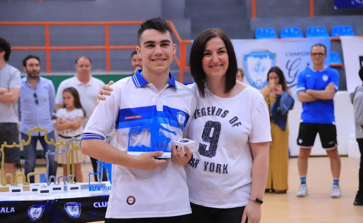 Última jornada del Torneo Internacional de Fútbol Sala Ciudad de Salamanca
