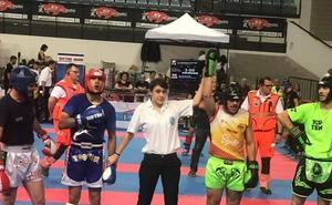 Dos oros y un bronce para José Ricardo Huerta en la Copa del Mundo WAKO 'Bestfighter WAKO World Cup'