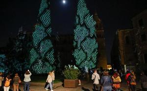 El cuarto Festival de Luz y Vanguardias se apaga con una alta participación de público