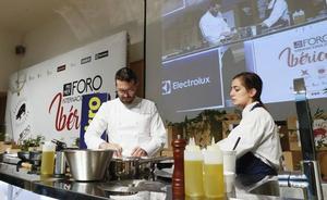 Cinco cocineros salmantinos, en la semifinal del II Concurso Internacional de Cocina con Ibérico