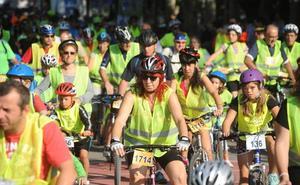Últimos días para inscribirse en el II Día de la Bici, que se celebrará el domingo 23