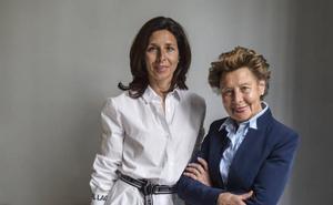 Lourdes Gullón releva a su madre, María Teresa Rodríguez, al frente de la galletera