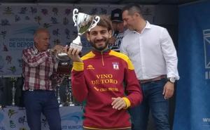 El salmantino Javier Martín Santos se proclama campeón de España de 100km absoluto en Santander