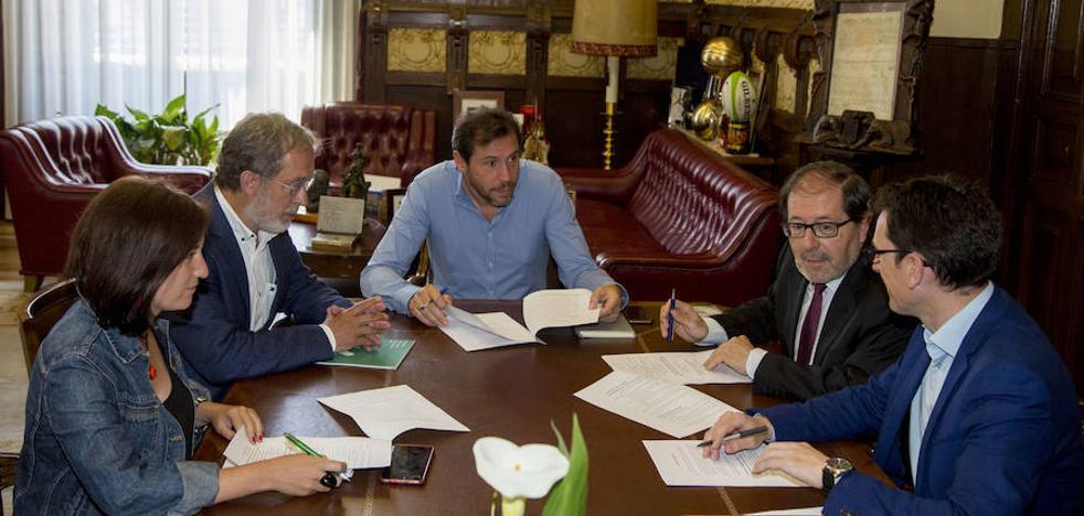 El PSOE toma el mando de las obras y la limpieza en Valladolid en un gobierno con más áreas