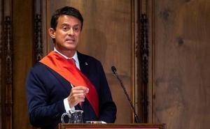 Ciudadanos consuma su ruptura con Valls por facilitar la elección de Colau en Barcelona