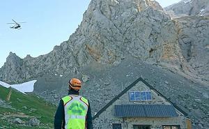 Aparece «agotado» el niño gijonés desaparecido durante 24 horas en Picos de Europa
