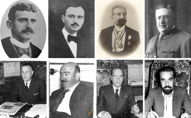 Alcaldes históricos de Valladolid