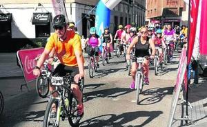 300 personas participan en el IV Día del Pedal de Íscar