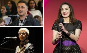 Jorge Drexler, Ariel Rot y Luz Casal, protagonistas del Estival