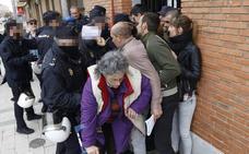Los desahucios por alquiler en Palencia crecen el 12% y los lanzamientos hipotecarios, el 28%