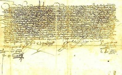 El Alcázar de Segovia custodia el documento más antiguo del Ministerio de Defensa