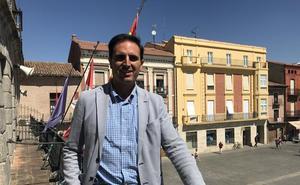 El alcalde de Medina del Campo alaba el gesto de Cs y abre la puerta a incluir sus propuestas