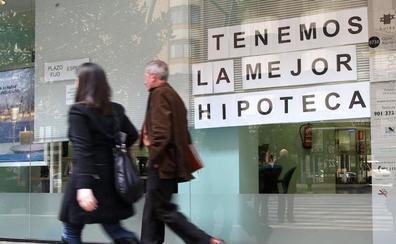 Los segovianos firman un 78% menos de hipotecas que antes de la crisis