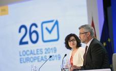 Interior replica al PP de Segovia: «El error no afecta a la limpieza de los datos»