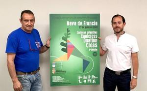 El Canicross, Duatlón y Cross regresan a Nava de Francia este domingo