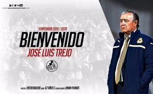 El Salamanca CF anuncia que José Luis Trejo, de 67 años, será su nuevo entrenador