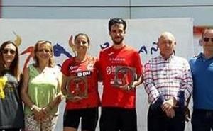 Gema Martín y Dani Sanz ganan el V Circuito de Carreras del VIII Centenario de la Universidad de Salamanca