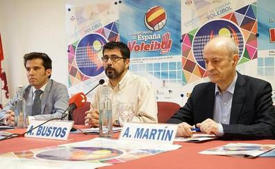 Valladolid, sede del voleibol nacional de base