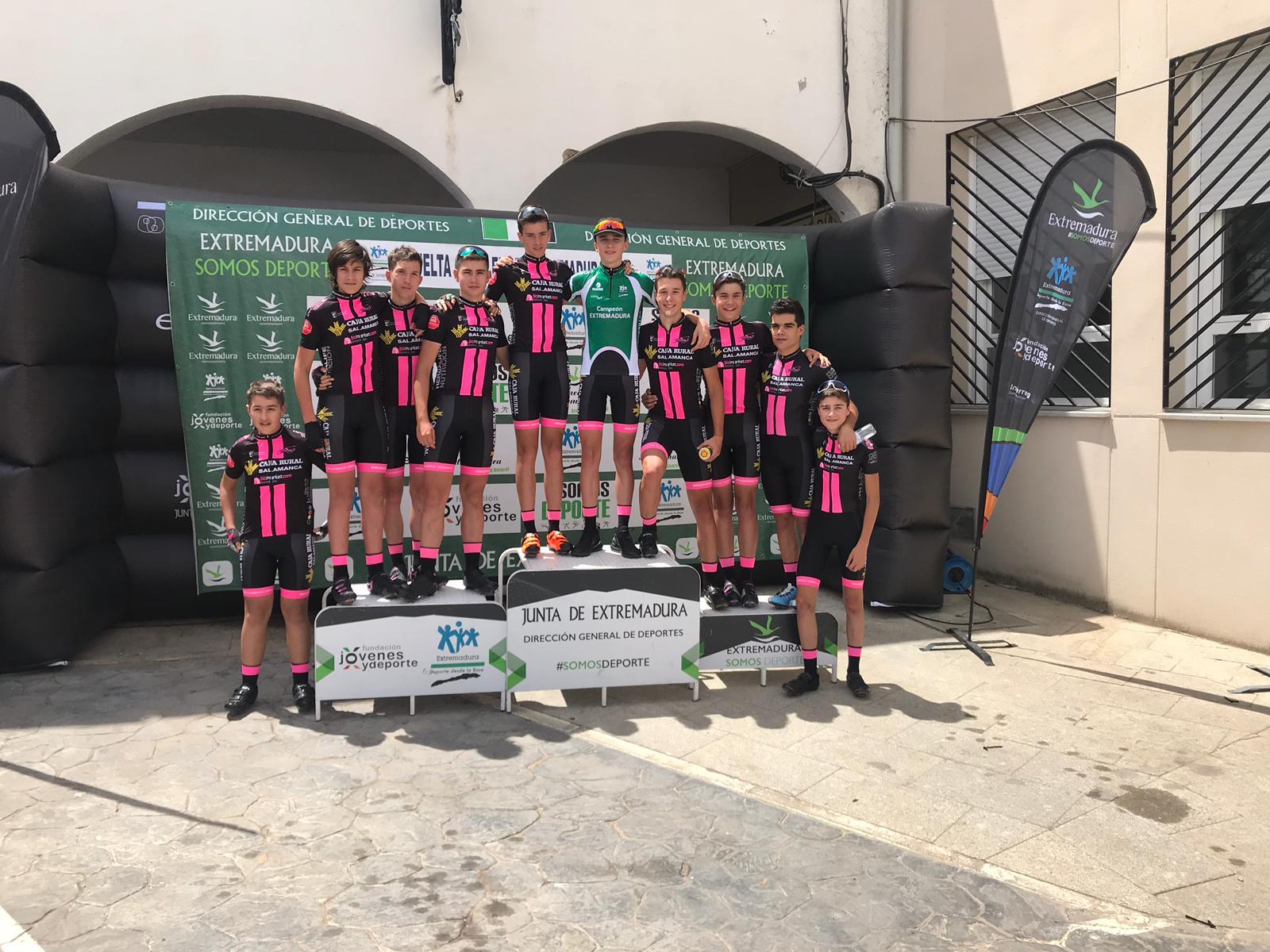 Importante victoria del equipo cadete Promesal en Extremadura