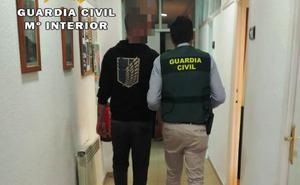 La Guardia Civil detiene a un individuo en Arévalo por Delito de Odio y contra la Integridad Moral