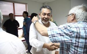 Goyo Llorente: «El reto es que el CD Guijuelo se salve aunque sin quitar la ilusión de volver a un play-off»